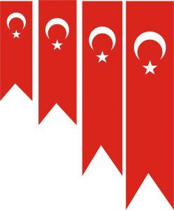 gonder türk bayrak olculeri 1 249x300 - Türk Bayrakları