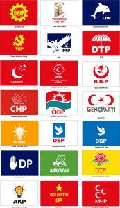 parti bayraklari siyasi parti bayrak ak parti iyi parti mhp chp 173x300 - Posterler